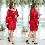 Платье Ткань бархат , паетка двух-сторонняя длина изделия 98см, длина рукава 60см