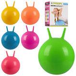 Мяч для фитнеса PROFI с рожками 45 см