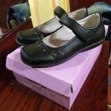 Удобные школьные туфельки Energie 31р