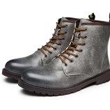 Отличные унисекс ботинки в потертом стиле В Наличии