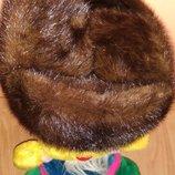 Норковая мужская меховая зимняя шапка продам или обменяю
