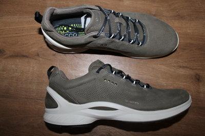 Демисезонные ботинки кроссовки ecco biom fjuel multisport