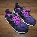 Бігові кросівки adidas ultra boost 2.0 'shock purple'