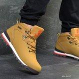 Зимние мужские ботинки Timberland ginger