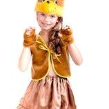 Карнавальный костюм Белочка, коричневая