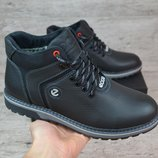 Мужские зимние ботинки Ecco 01