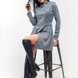 Стильное платье новинка от производителя Селеста