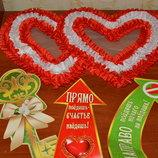 Сердце декор