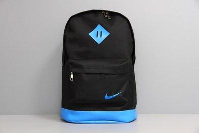 Рюкзак Nike Найк с кожаным дном.