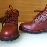 Модные женские ботинкиNEE BEE кожа
