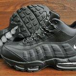 Зимние мужские кроссовки ботинки Nike Air Max 95