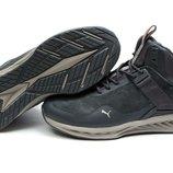 Мужские зимние ботинки кроссовки Puma Thunder High Top
