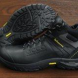 Мужские зимние ботинки кроссовки Ecco biom
