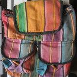 Рюкзак тканевой