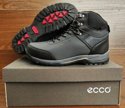 f30af9032737 Серые мужские зимние ботинки кроссовки Ecco  1300 грн - ботинки ...
