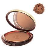 Бронзовая пудра-румяна Collistar Silk Effect Bronzing Powder 12 тон коричневый без перламутра и блес