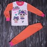 Яркая пижама с принтом куколок L. O. L.