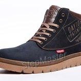 Кожаные мужские ботинки Clarks Dayton