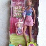Кукла Steffi Штеффи няня.