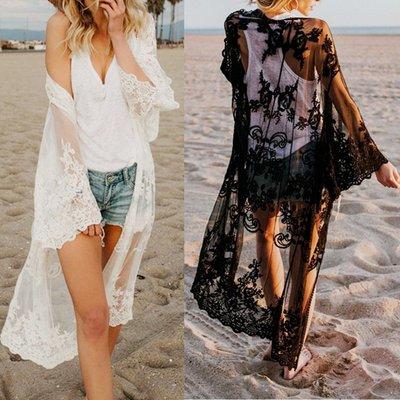 e1ae27a101d7f Кружевной халат пляжная накидка: 435 грн - парео и пляжные туники в ...
