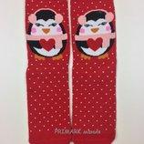Новогодние женские носки поштучно Primark