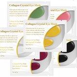 Код M613 Коллагеновые кристальный патчи под глаза Lanbena Collagen Crystal Eye Mask