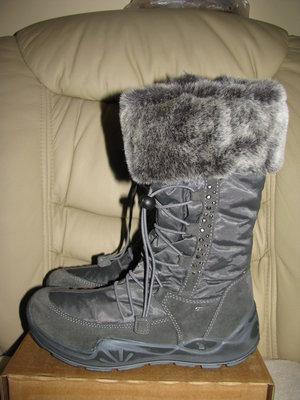 49f38fef9ed73c Сапожки чоботи зимові шикарні теплі шкіряні Primigi GORE-TEX Оригінал  Німеччина р.36 стелька