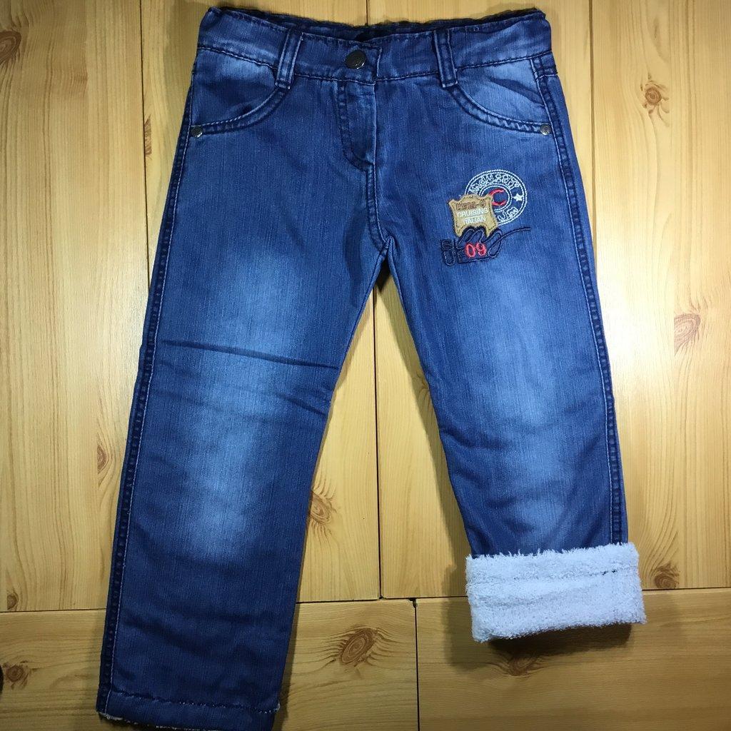 73ad01ab6e40c91 Детский теплые джинсы на травке для мальчика рр. 98-116 Beebaby Бибеби :  230 грн - джинсы в Херсоне, объявление №19200591 Клубок (ранее Клумба)