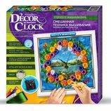 Набор для творчества Danko Toys Decor Clock Маргаритки 4298-01-02DT