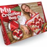 Набор для творчества Danko Toys My Creative Bag Маки 5389-01DT