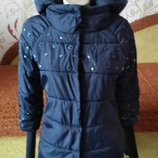 Осенняя курточка 3/4 рукав