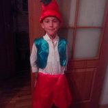 Костюм карнавальный новогодний Помидор Буряк Лук Морковь Картошка