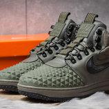 Зимние ботинки на меху Nike LF1 Duckboot, хаки, р. 41 - 45