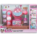 L. O. L. Surprise Fizz Maker Фабрика по изготовлению бомбочек LOL