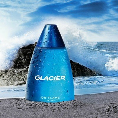 Мужская туалетная вода Glacier