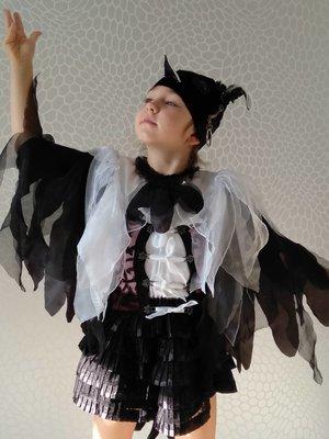 Костюм сорока білобока, ворона, ворон, ластівка, ласточка Сороки,вороны,сороки-Вороны прокат