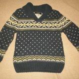 Теплый свитер George 4-5л