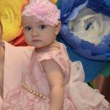 Платье малышкам 60-80