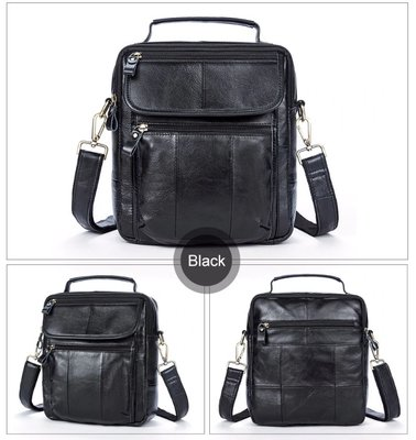 Мужская сумка барсетка Everyday из натуральной кожи