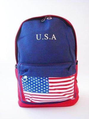 301e5f6e7d03 Тканевый рюкзак U.S.A: 300 грн - спортивные сумки, рюкзаки в ...