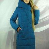 Стильное зимнее пальто Лара, Размеры 50,52,54,56,58,60