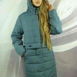 Зимнее пальто Джамала, Размеры 50,52,54,56,58,60.