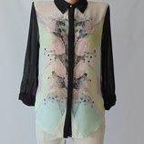 Блуза с рукавом 3 4 Vero Moda М