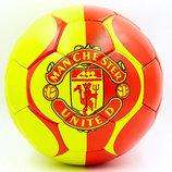 Мяч футбольный 5 гриппи Manchester 0047-124 PVC, сшит вручную