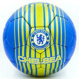 Мяч футбольный 5 гриппи Chelsea 6702 PVC, сшит вручную
