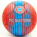 Мяч футбольный 5 гриппи Bayern Munchen 6693 PVC, сшит вручную