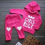 костюмы разных цветов для девочек 1-6 лет