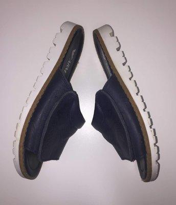 caf785acb000 Брендовые кожаные шлепанцы Armani р.36 по стельке 23см.  950 грн ...