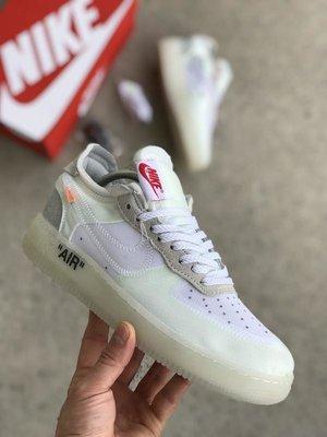 Мужские белые кроссовки nike air force off-white 41 42 43 44 45 размер ae8ea2cb0d0f6