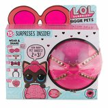 L.O.L. Surprise W2 Секретные месседжи Любимец пряная китти декодер Biggie Pet Spicy Kitty
